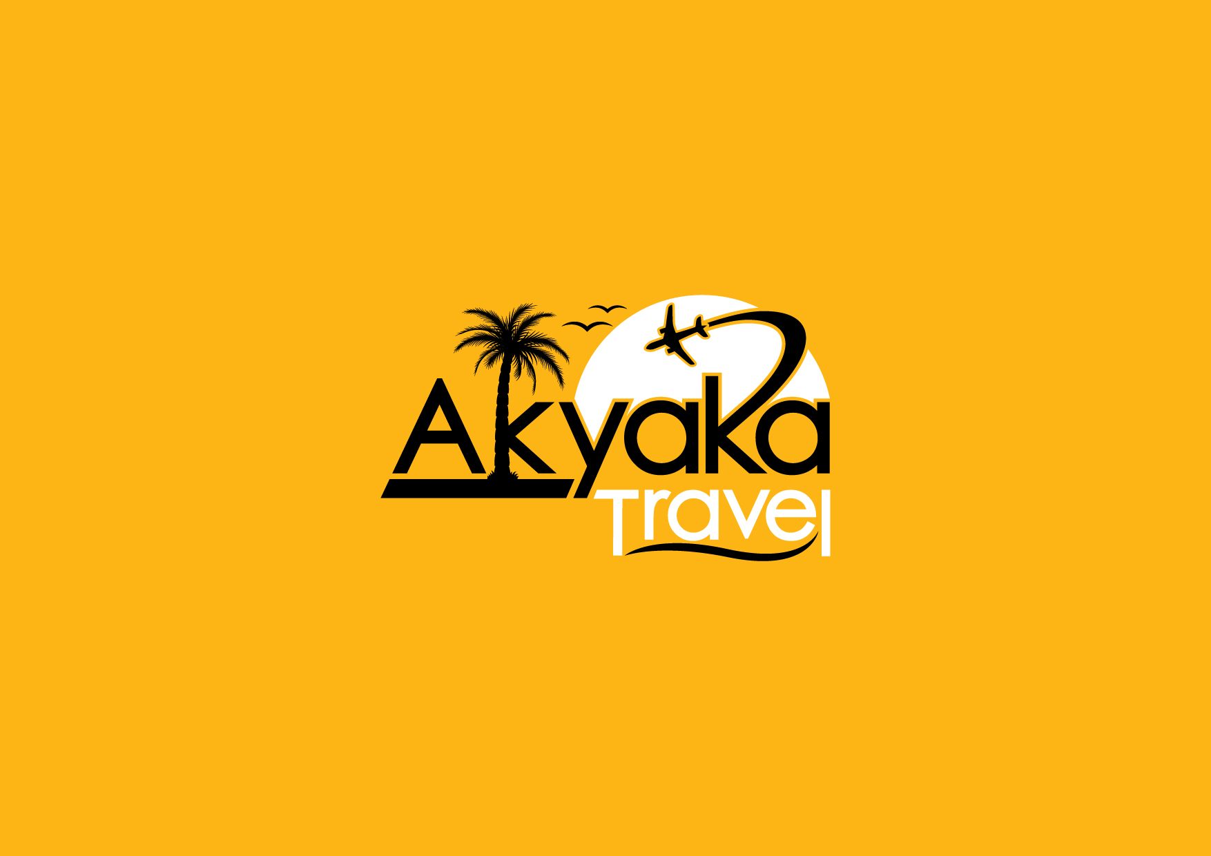 Akyaka Travel Logo Main