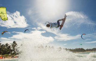 Kiteboard akyaka