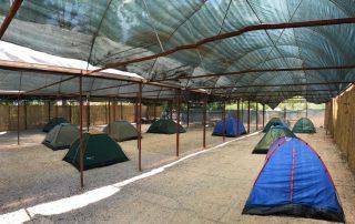 Akyaka gökova çadır kamp alanı